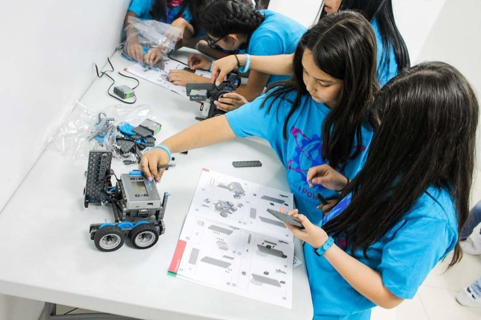 Girl Powered - Reinventing the face of STEM