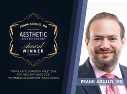 Frank Agullo, MD - President Southwest Plastic Surgery