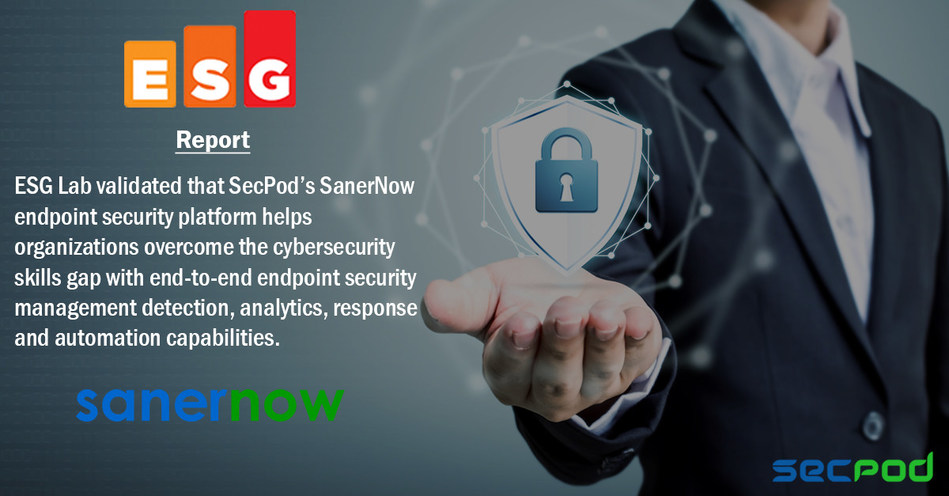 Your 'Platform' for endpoint security and systems management (PRNewsfoto/Secpod Technologies)