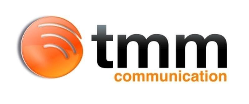 TMM Communication logo (PRNewsfoto/TRISON)