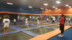 Families Help Bounce Away Diabetes (B.A.D.) at Multiple Sky Zone Trampoline Parks During November's Diabetes Awareness Month