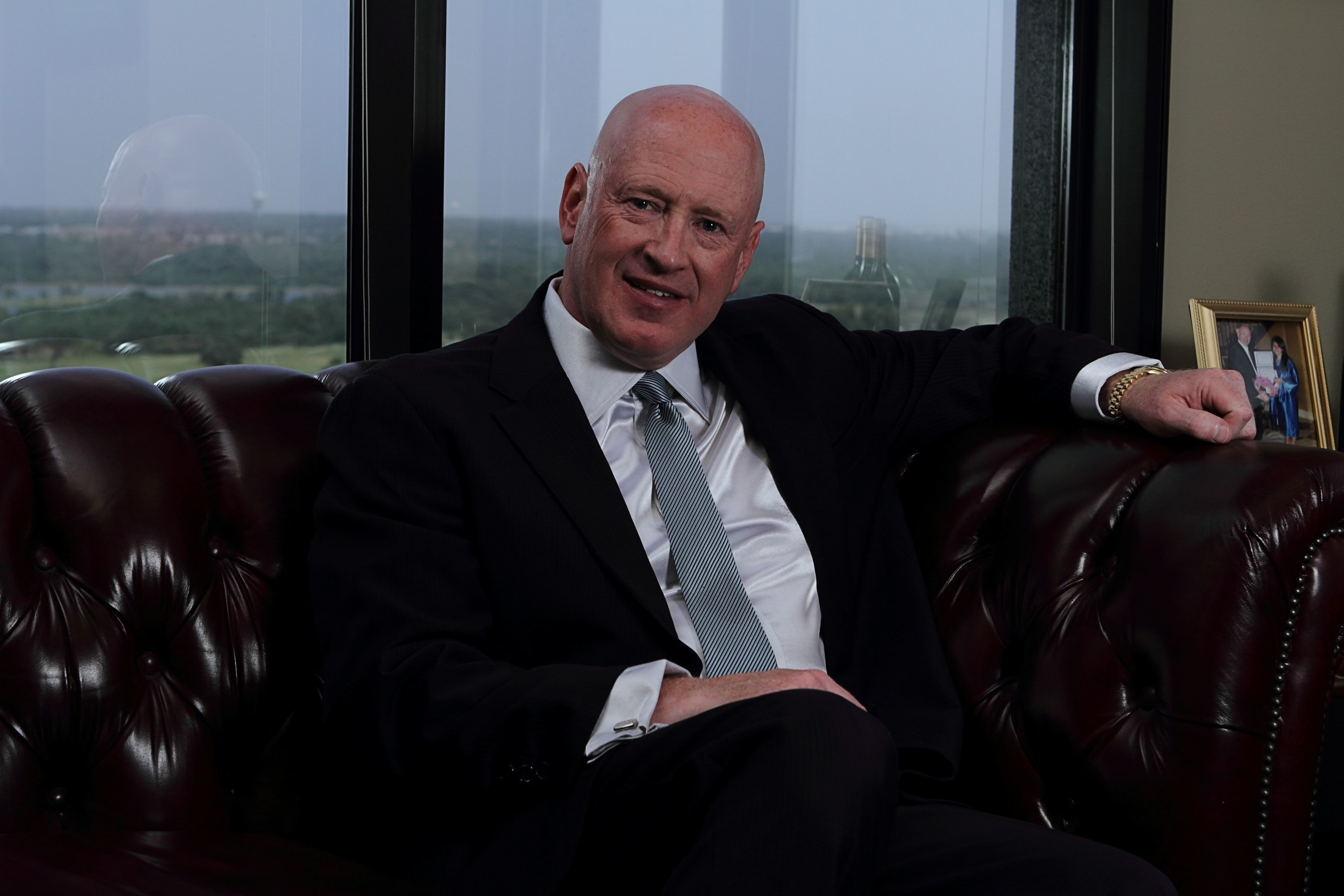 Marcus Hiles -  Dallas-based entrepreneur and CEO of Western Rim Properties