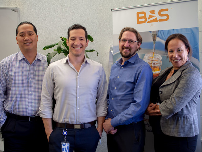 BAS Research - Dr. Bao Le, Brian Vifian, Robert Sindelar and Cecily Brewster