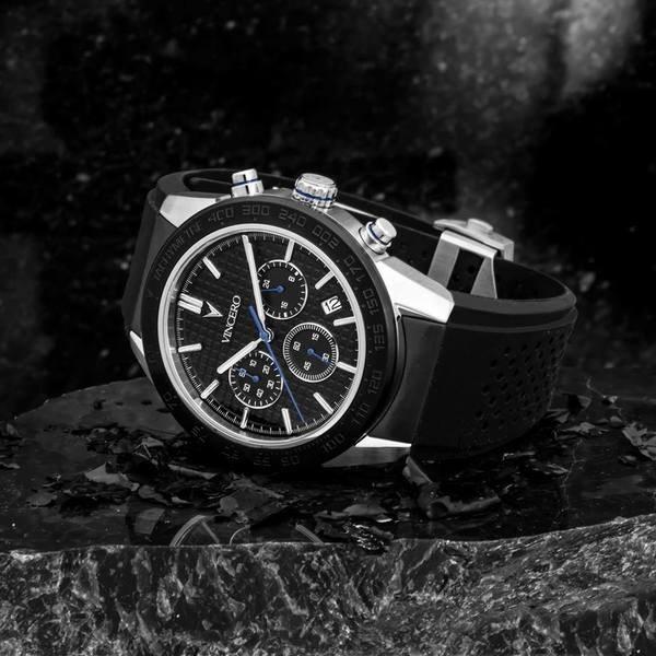 Vincero Handcrafted Luxury Watch.