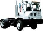 Capacity TJ9000 Yard Truck (diesel model) (CNW Group/Ballard Power Systems Inc.)