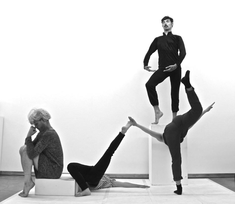 Les Anarchives de la danse. © Catherine Lavoie-Marcus, Fonderie Darling, 2016 (Groupe CNW/Musée d'art contemporain de Montréal)