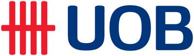 United Overseas Bank Logo (PRNewsfoto/United Overseas Bank)