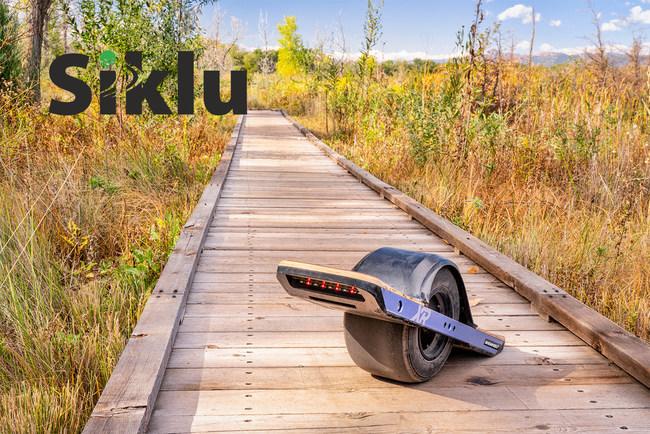 Future Motion choose Siklu's EtherHaul™ 8010FX to provide 10Gbps speeds in downtown Santa Cruz (PRNewsfoto/Siklu)