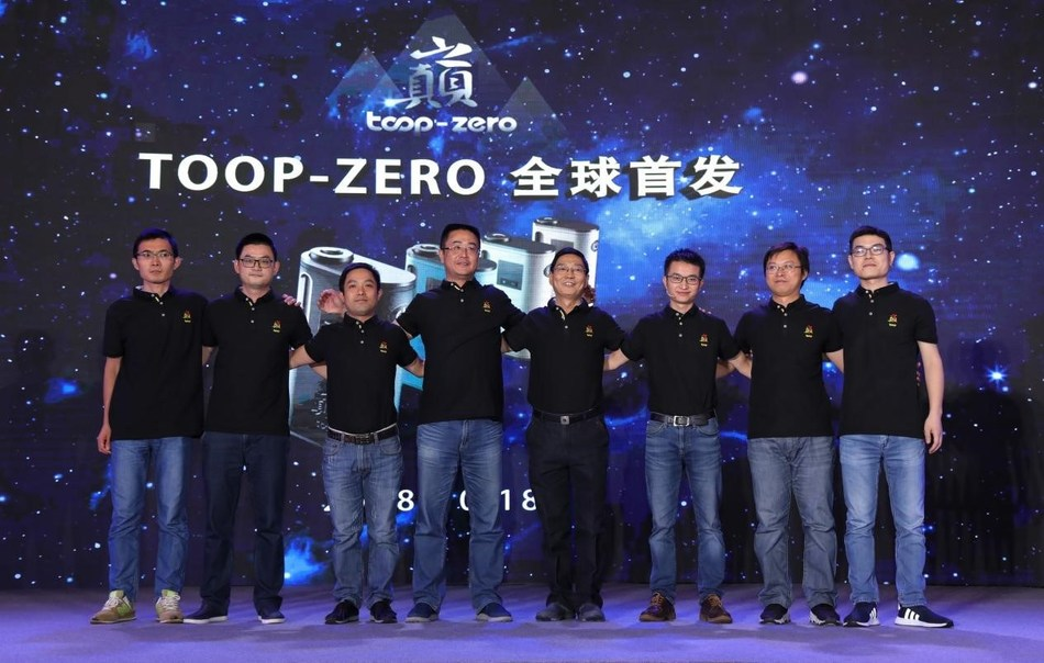 "the core members of ""Toop-zero"" technical team"