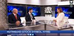 Nutriband Inc. Featured on Worldwide Business with Kathy Ireland® Airing on Fox Business and Bloomberg International
