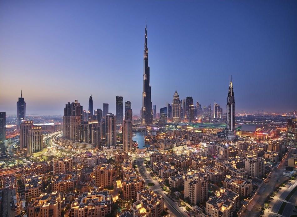 Downtown Dubai (PRNewsfoto/Emaar)