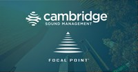 Cambridge Sound Management and Focal Point Announce Partnership (PRNewsfoto/Cambridge Sound Management)