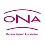 Ontario Nurses' Association (CNW Group/Ontario Nurses Association)