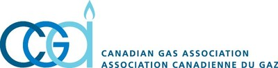 Logo: Association Canadienne du Gaz (Groupe CNW/Association Canadienne du Gaz)