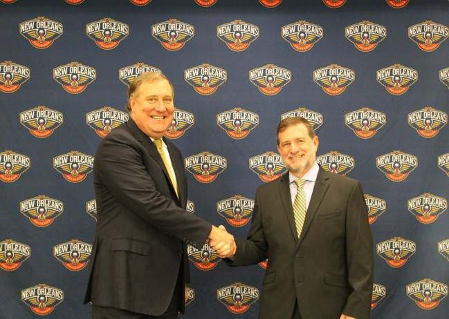 It S Krunch Time Krispy Krunchy Chicken And New Orleans Pelicans Announce New 5 Year Marketing Partnership