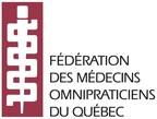 Logo : La Fédération des médecins omnipraticiens du Québec (FMOQ) (Groupe CNW/Fédération des médecins omnipraticiens du Québec - FMOQ)