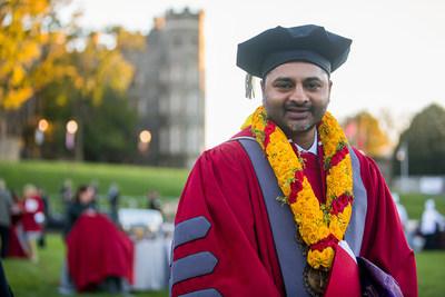 Dr. Ajay Nair Inaugurated as 22nd President of Arcadia University
