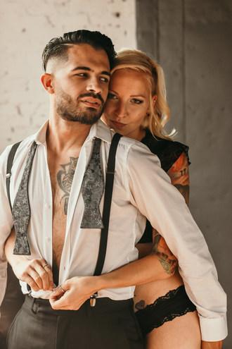 Couples Boudoir at Allebach Photography