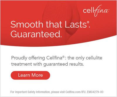 NOVO Med Spa Now Offering the Clinically Proven Cellulite Procedure – Cellfina® – in Frisco, TX