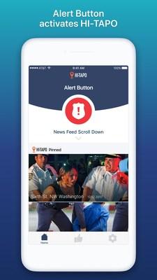 La aplicación móvil HI-TAPO ofrece apoyo sin precedentes durante interacciones con las fuerzas policiales. Aplicación gratuita ofrece apoyo a sus usuarios durante detenciones e interacciones policiales con un sistema localización