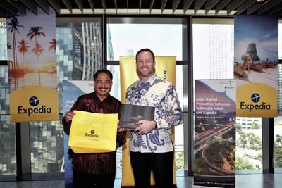 印尼旅游部与Brand Expedia达成两项旅游合作协议