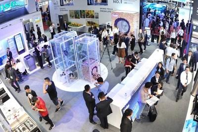 Los electrodomésticos inteligentes modernizados y los nuevos productos energéticos son el centro de atención en la primera fase de la Feria de Cantón