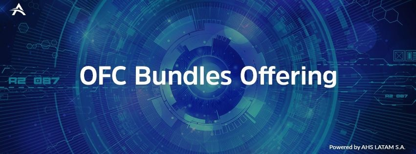 OneCoin: AHS LatAm S.A. Has Launched the OFC Bundles Offering (PRNewsfoto/OneCoin)