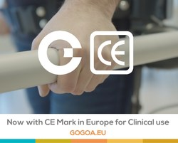 Now with CE Mark in Europe for Clinical use