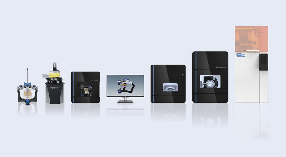 Amann Girrbach's Ceramill Digital Dental Workflow now includes 3D Systems' NextDent 5100 3D Dental Printer