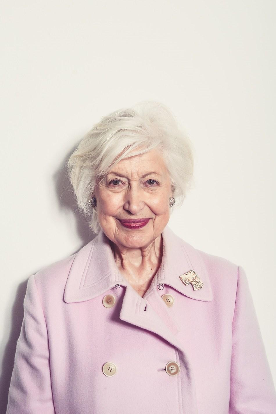 Caroline Neville MBE, President of CEW UK