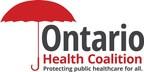 Ontario Health Coalition (CNW Group/Ontario Health Coalition)