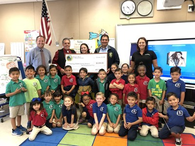 Hawking STEAM Charter School 2 Awarded $5,000 Education Grant for Robotics Program Technology