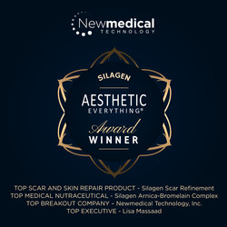 Newmedical Technology, Inc. and its Silagen® brand win Aesthetic Everything® Awards