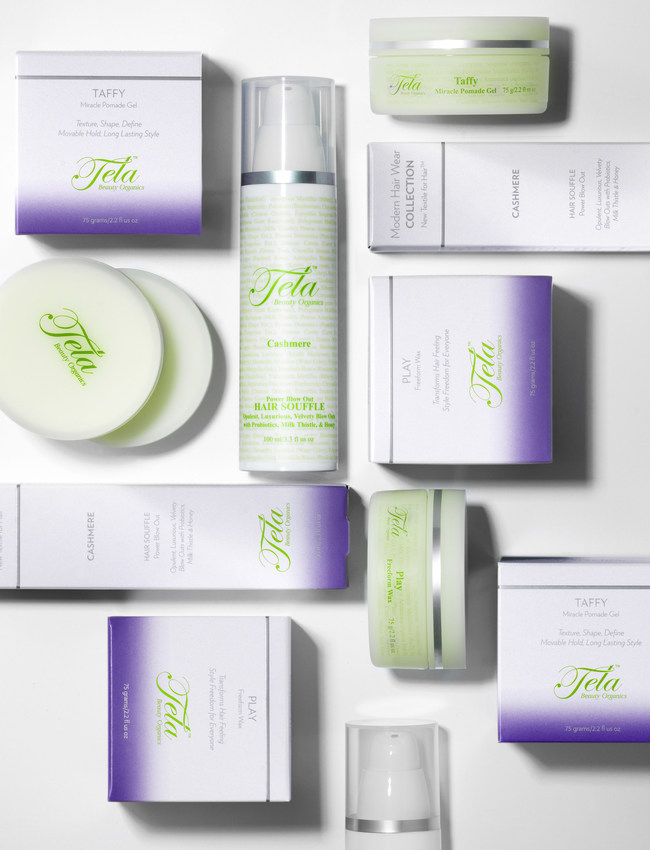 3-product style collection utilizing ahead-of-the-curve probiotic technology, plus over 35 certified organics, and super-fruits for remarkable style and treatment benefits for hair and scalp.