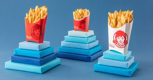Starting October 22, Wendy's will offer $1 Any Size Fry for a limited time. Regardless if you order a small, medium or a large, you'll only have to pay $1 for Wendy's all-natural, sea-salt French fries.