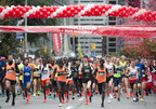 The 29th annual Scotiabank Toronto Waterfront Marathon took place this weekend. An estimated 3.5 million was raised through the Scotiabank Charity Challenge, supporting nearly 200 local charities. (CNW Group/Scotiabank)