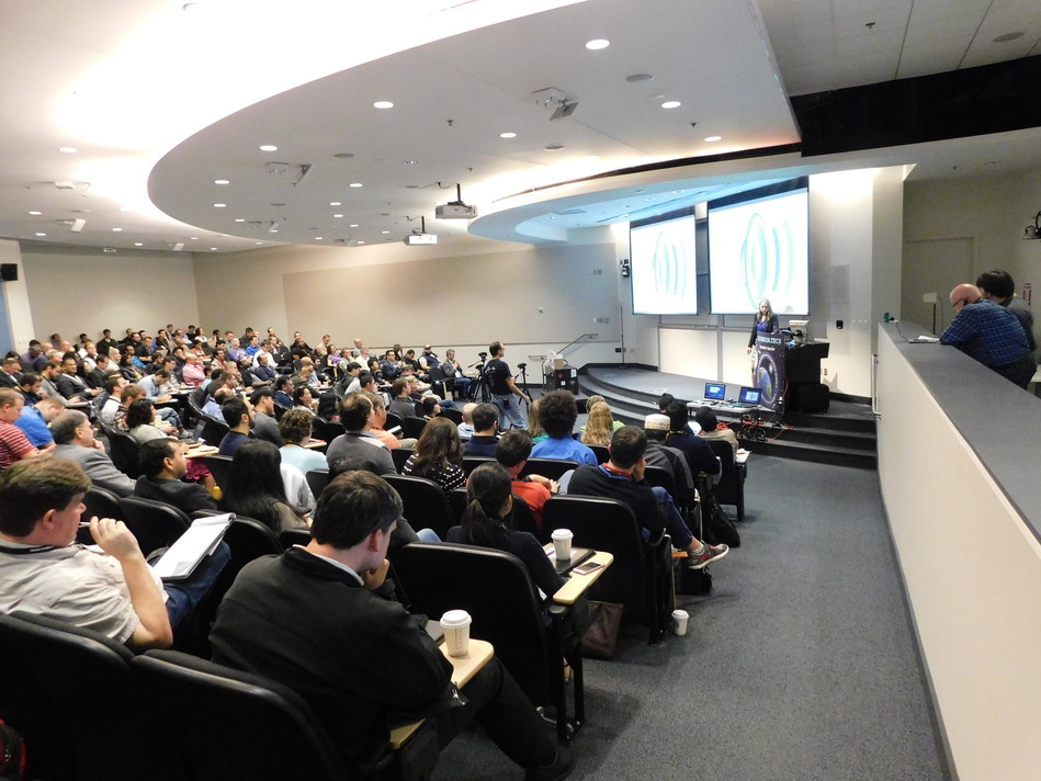 Full house for DataSciCon.Tech 2017