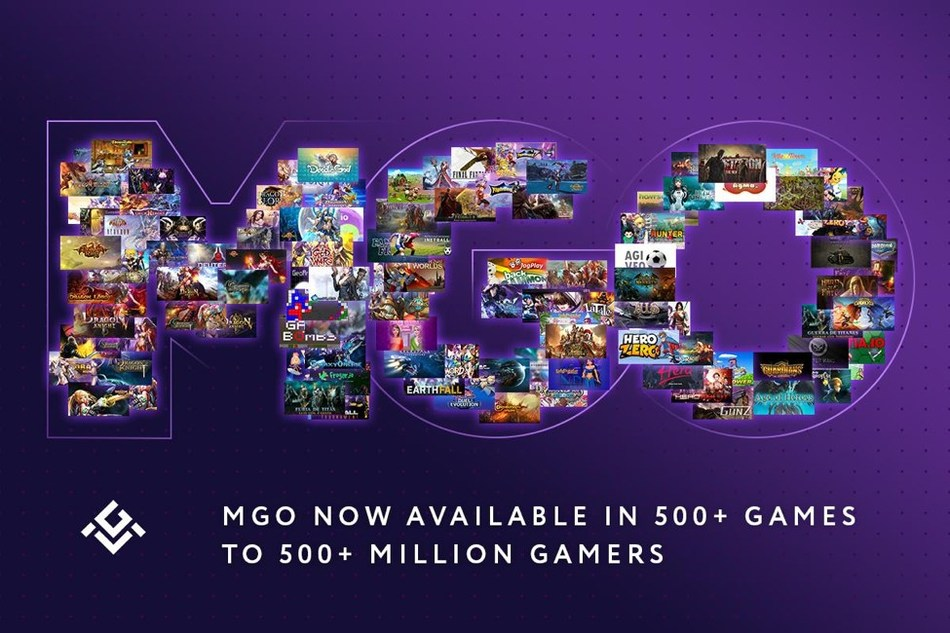 Xsolla adds MGO as new payment and royalty payout method for gamers and game developers.