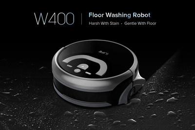 ILIFE presenta su novedoso robot friegasuelos W400