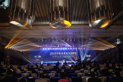 Global business leaders gather for summit in Wuhan