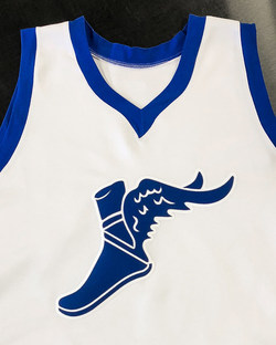 Goodyear is celebrating the 100th anniversary of the Akron Wingfoots by resurrecting the team's inaugural jersey from 1918 and producing a limited run of 100 throwback replicas for fans. The replicas are the oldest throwback basketball jersey available to the public.