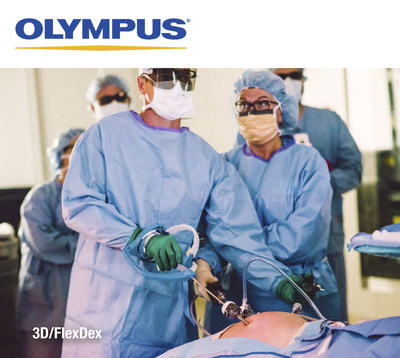 Olympus is named a 2018 Excellence in Surgical Products (ESP) award winner by Surgical Products Magazine for the fifth time, distinguishing ENDOEYE FLEX 3D and FlexDex® (3D/FlexDex) as the winner in the OR Equipment and Accessories category. The 3D/FlexDex platform offers an alternative to high-cost robotics in minimal access surgery by providing the visualization and wristed instrumentation for suturing found in robotic technology, but at a fraction of the cost.