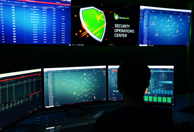 Blackpoint Cyber Launches Managed Detection and Response (MDR) Service Offering