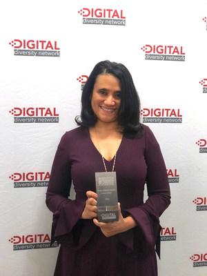 Erica Branch-Ridley, Vicepresidenta de Desarrollo Creativo y Producción de HITN Learning (PRNewsfoto/HITN)