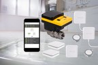 The Sedna5 Starter Kit including one smart valve and five smart water leak detectors is the first smart and stand-alone water leak protection system designed in Canada. (CNW Group/Sinopé Technologies Inc)