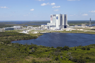NASA's Kennedy Space Center in Cape Canaveral, Florida; image courtesy of NASA. (PRNewsfoto/Jacobs Engineering Group Inc.)