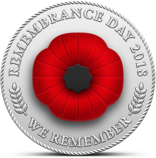Canada's Remembrance Day Poppy Goes Digital (CNW Group/The Royal Canadian Legion)