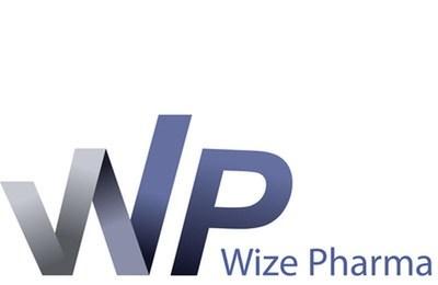 Wize Pharma Logo (PRNewsfoto/Wize Pharma, Inc.)
