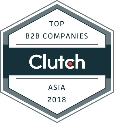 Top B2B companies in Asia announced by research firm Clutch