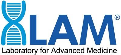 Laboratory for Advanced Medicine (LAM) Logo (PRNewsfoto/Laboratory for Advanced Medicin)